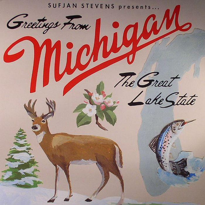 Sufjan stevens greetings from michigan the great lake state vinyl at stevens sufjan greetings from michigan the great lake state m4hsunfo