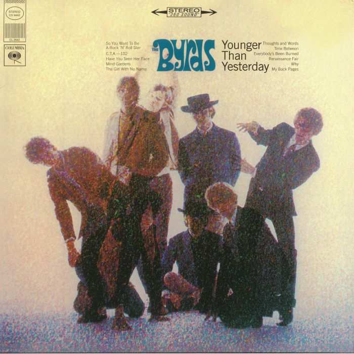 The Byrds Younger Than Yesterday Vinyl At Juno Records