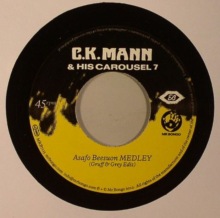 CK Mann His Carousel 7 Funky Highlife
