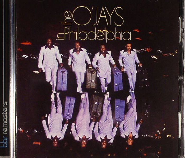O'JAYS, The - The O'Jays In Philidelphia