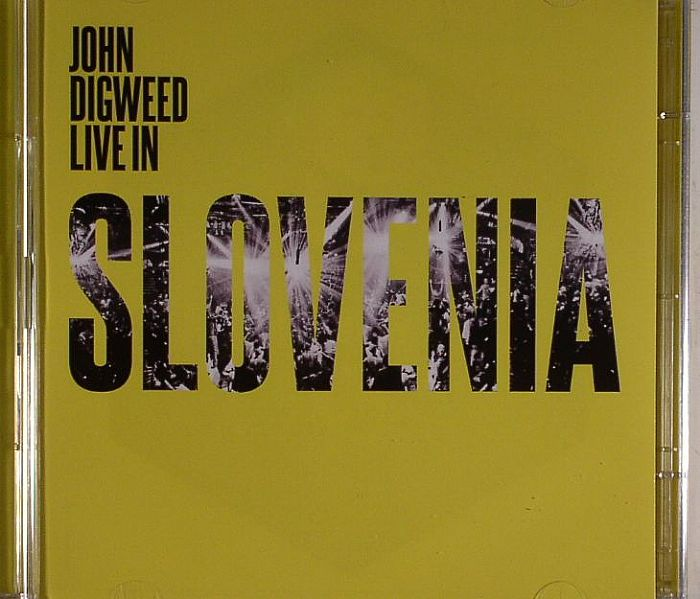 DIGWEED, John/VARIOUS - John Digweed Live In Slovenia