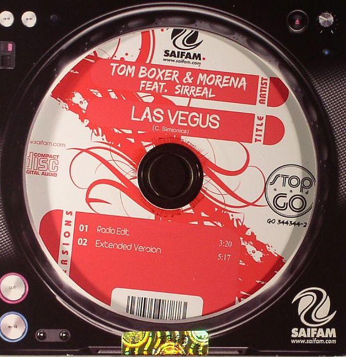 BOXER, Tom/MORENA feat SIRREAL - Las Vegus
