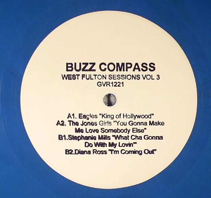 BUZZ COMPASS - West Fulton Sessions Vol 3