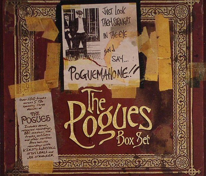 The Pogues The Pogues Box Set Vinyl At Juno Records
