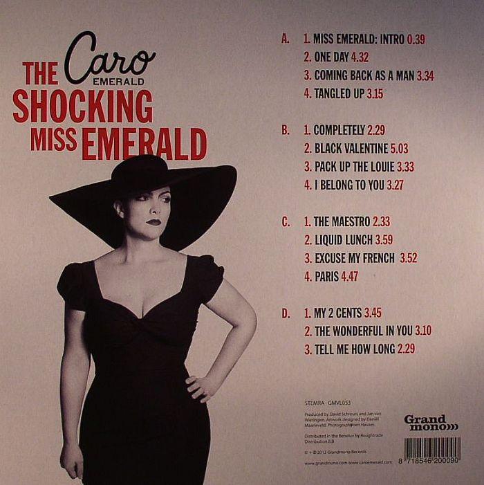 EMERALD, Caro - The Shocking Miss Emerald