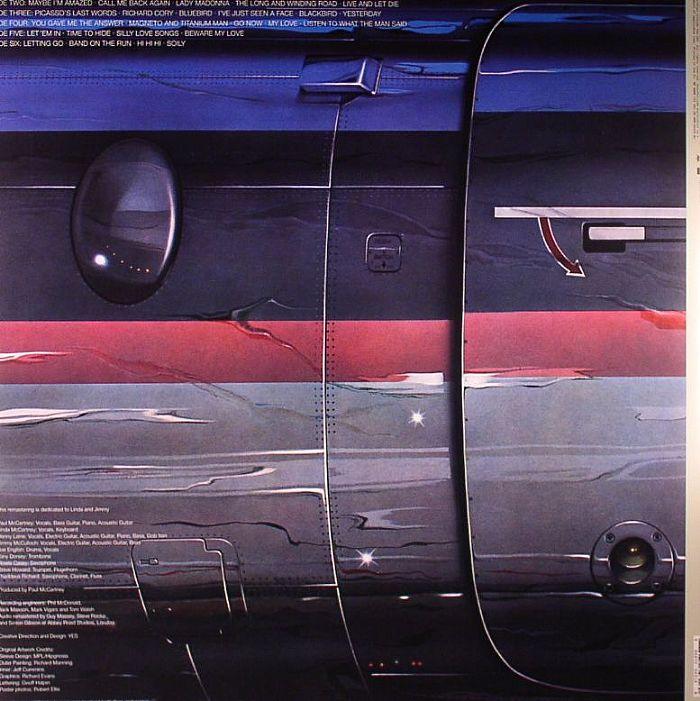 McCARTNEY, Paul/WINGS - Wings Over America (remastered)