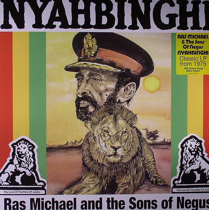 RAS MICHAEL/THE SONS OF NEGUS - Nyahbinghi