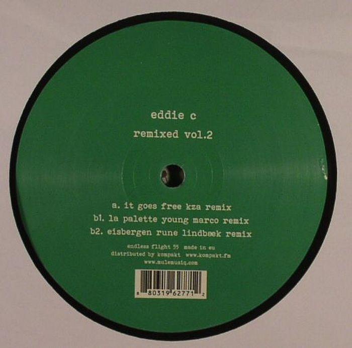 EDDIE C - Remixed Vol 2