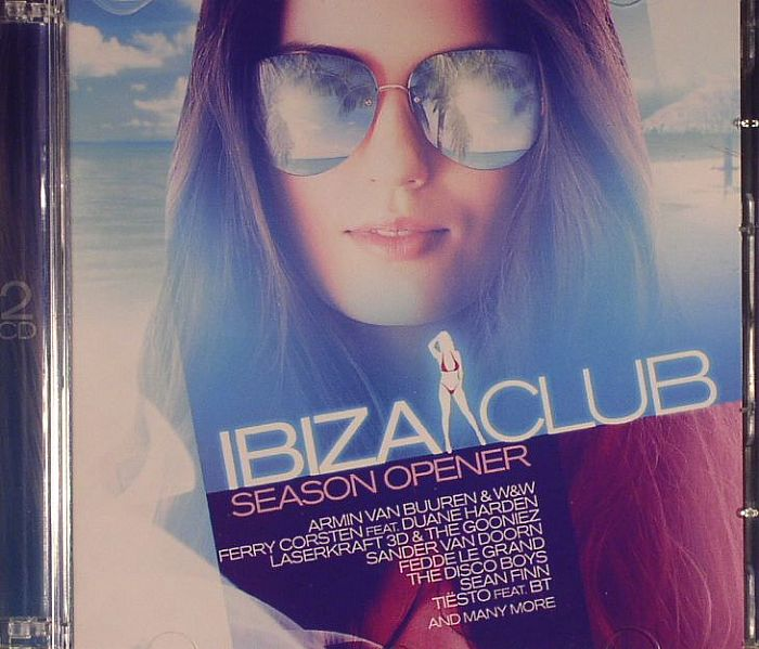 VARIOUS - Ibiza Club Season Opener