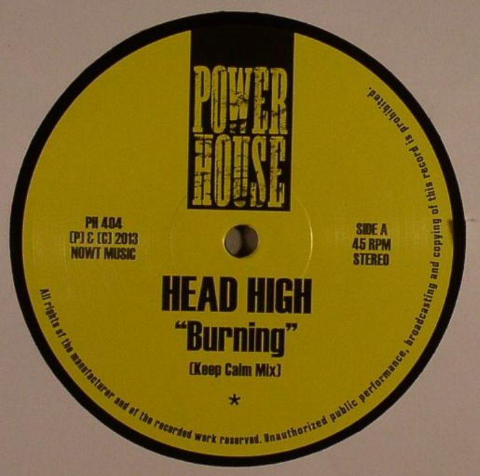 HEAD HIGH aka SHED - Burning