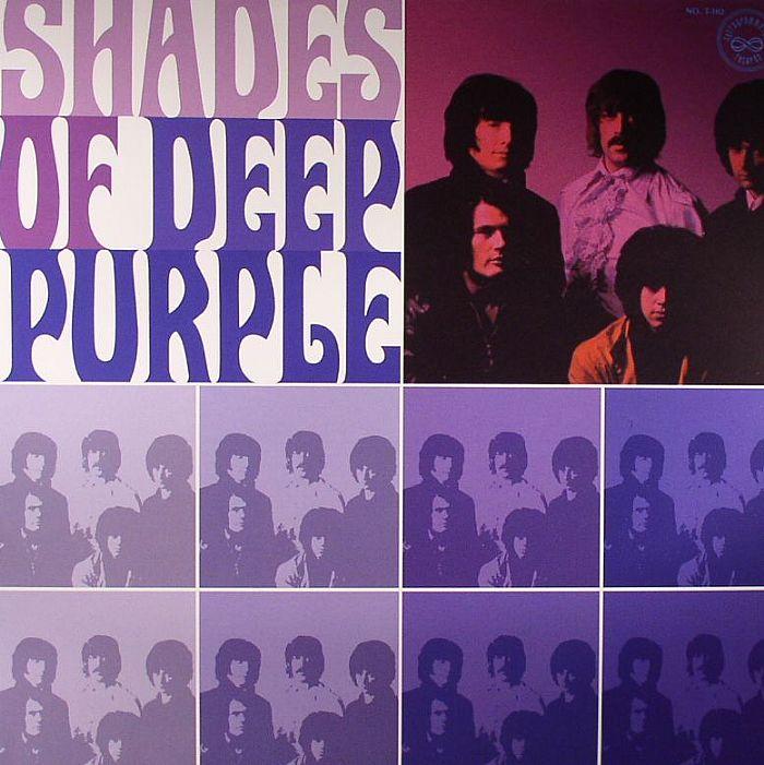 Deep Purple Shades Of Deep Purple Vinyl At Juno Records