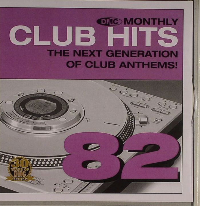 VARIOUS DMC Essential Club Hits 82 (Strictly DJ Only