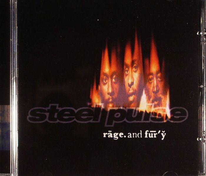 Steel Pulse Rage Fury Vinyl At Juno Records