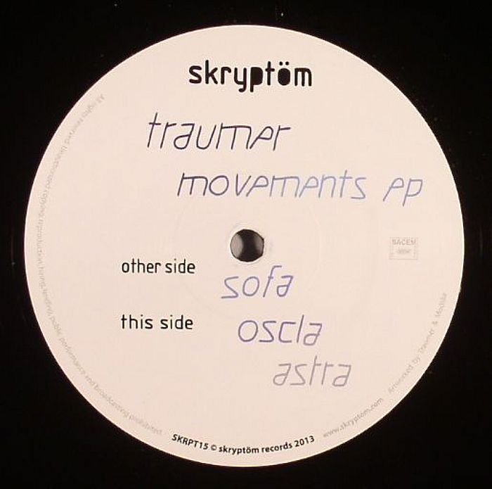 TRAUMER - Movements EP