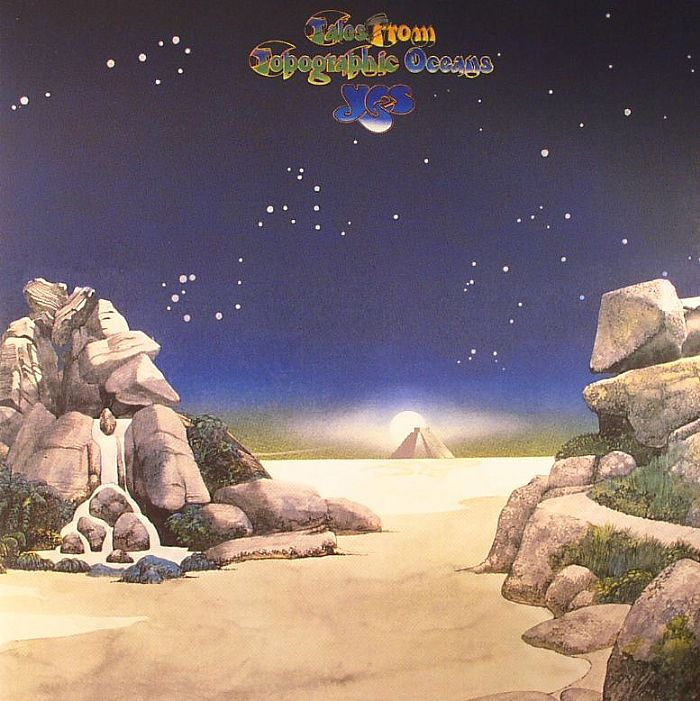 Yes Tales From Topographic Oceans Vinyl At Juno Records