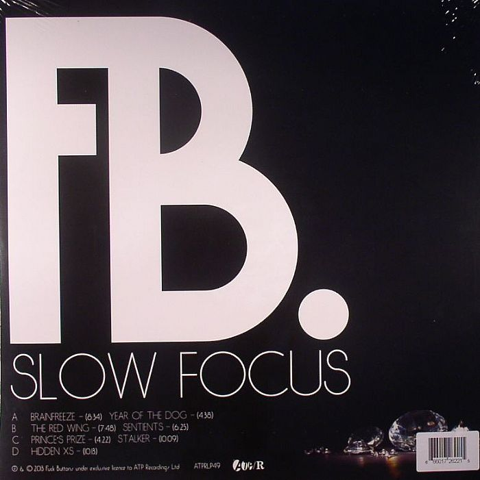 FUCK BUTTONS - Slow Focus