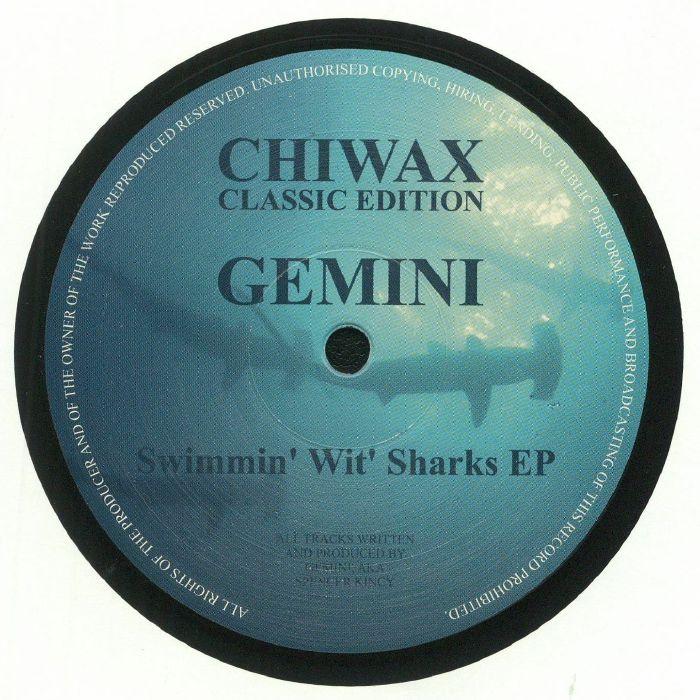 GEMINI - Swimmin' Wit' Sharks EP