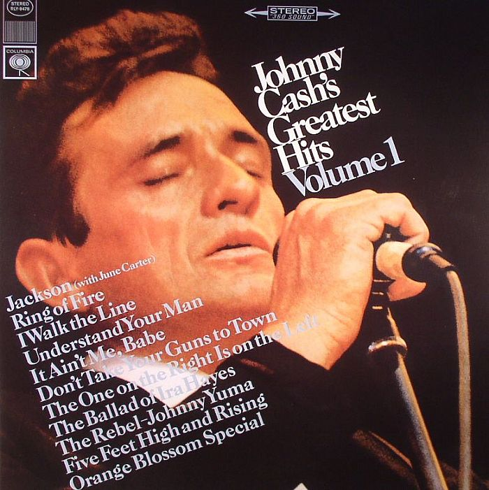CASH, Johnny - Greatest Hits Volume 1