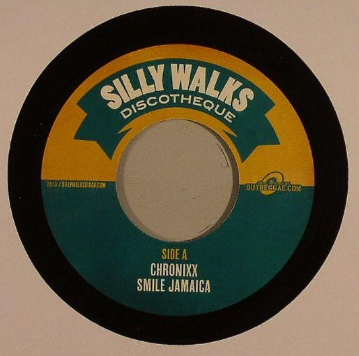 CHRONIXX/JAH 9 - Smile Jamaica (Honey Pot Riddim)
