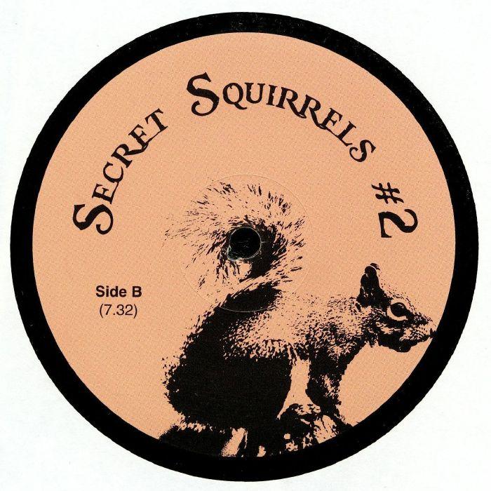 SECRET SQUIRREL - Secret Squirrels #2
