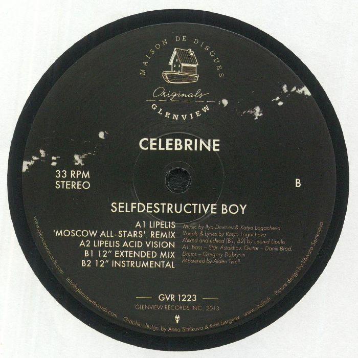 CELEBRINE - Selfdestructive Boy