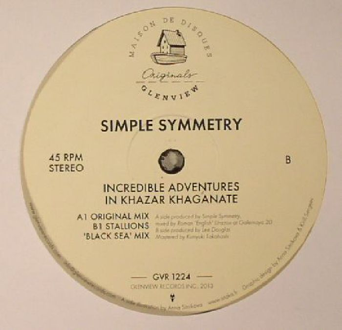 SIMPLE SYMMETRY - Incredible Adventures In Khazar Khaganate