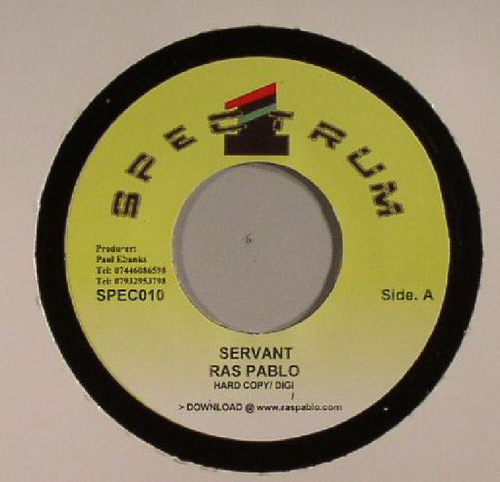 PABLO, Ras - Servant