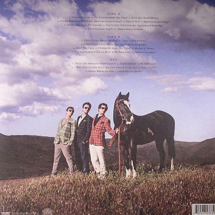 LONELY ISLAND, The - The Wack Album