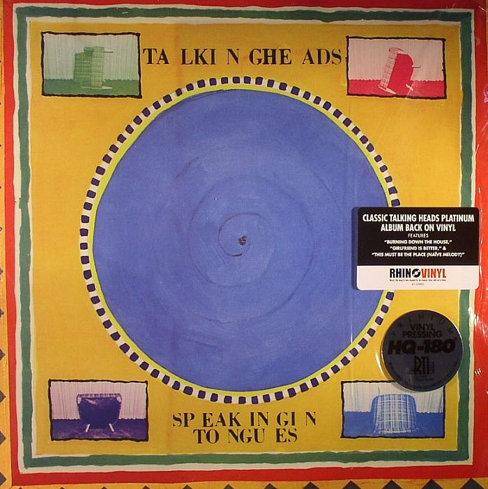 Talking Heads Speaking In Tongues Vinyl At Juno Records