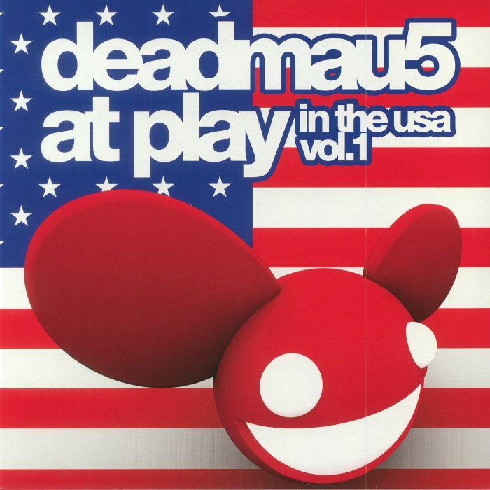 DEADMAU5/VARIOUS - Deadmau5 At Play In The USA Vol 1
