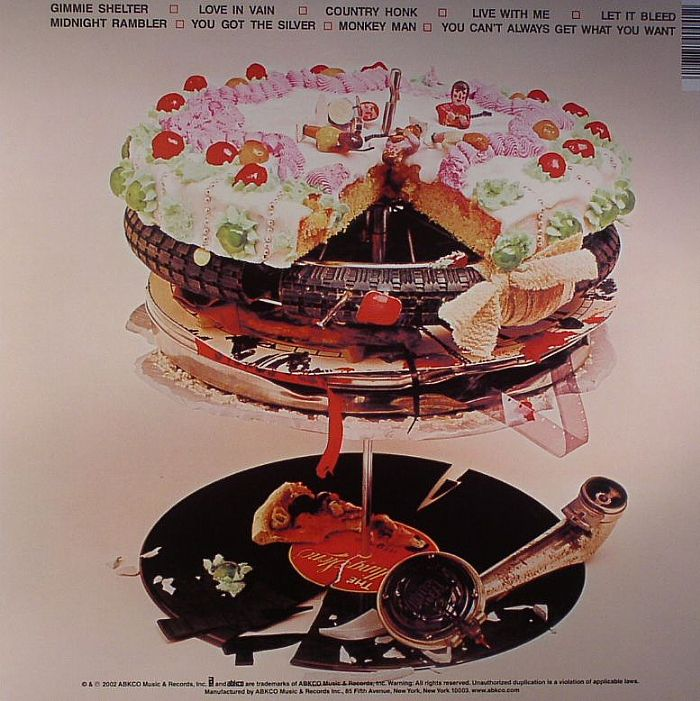 ROLLING STONES, The - Let It Bleed