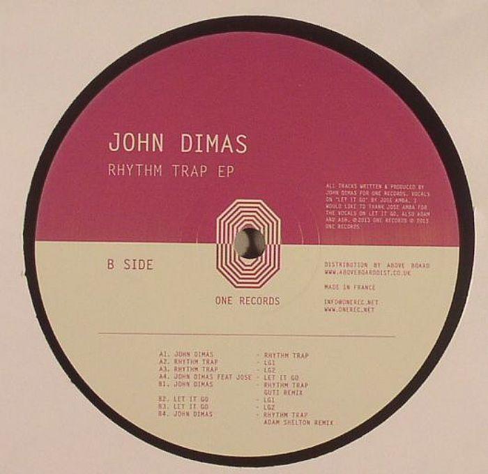 DIMAS, John - Rhythm Trap EP