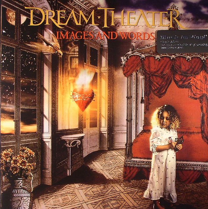 DREAM THEATER Images & Words vinyl at Juno Records