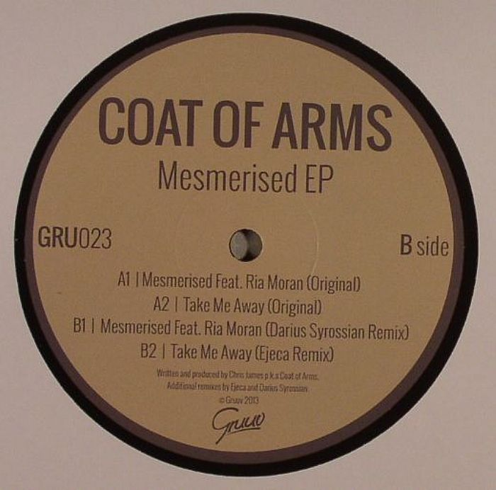 COAT OF ARMS - Mesmerised EP