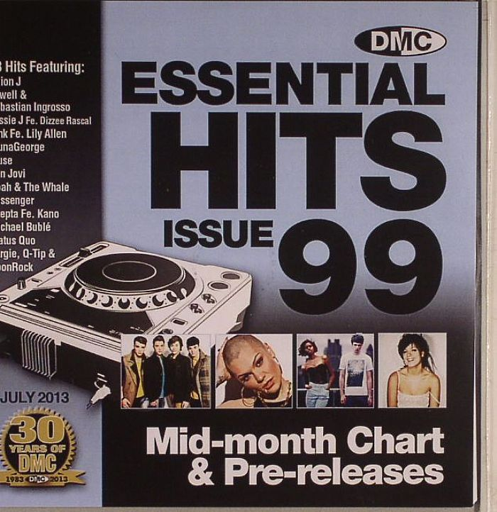 VARIOUS - Essential Hits 99: Mid Month Chart & Pre Releases (Strictly DJ Only)