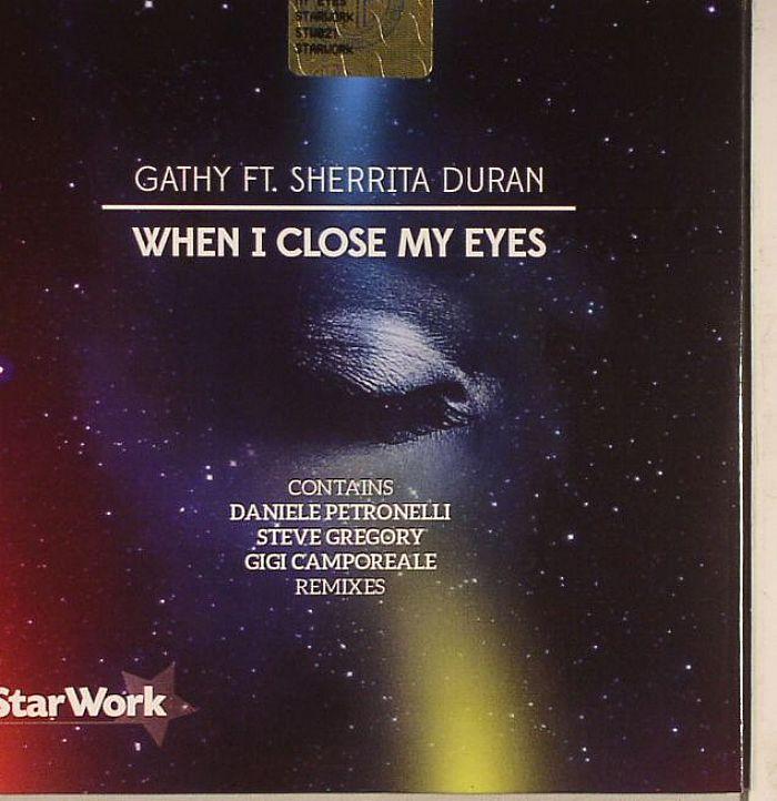 GATHY feat SHERRITA DURAN - When I Close My Eyes