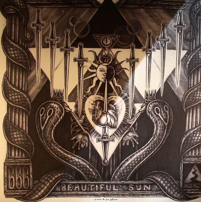 Bobby BEAUSOLEIL Lucifer Rising Suite (Soundtrack) Vinyl