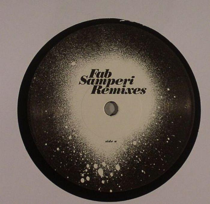 SAMPERI, Fab - The Remixes