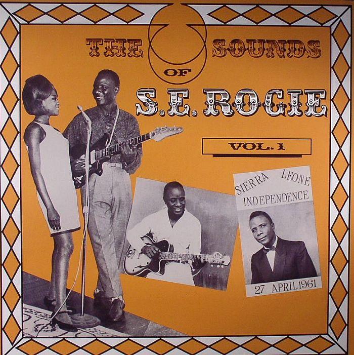 ROGIE, SE - The Sounds Of SE Rogie Vol 1