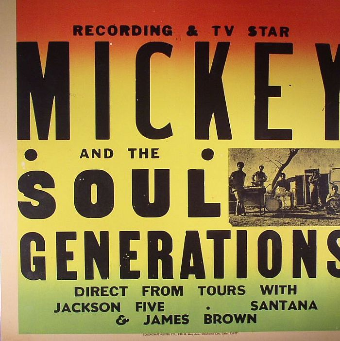 MICKEY & THE SOUL GENERATION - Iron Leg: The Complete Mickey & The Soul Generation