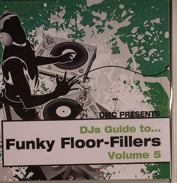 VARIOUS - DJ's Guide To Funky Floor Fillers Vol 5 (Strictly DJ Only)