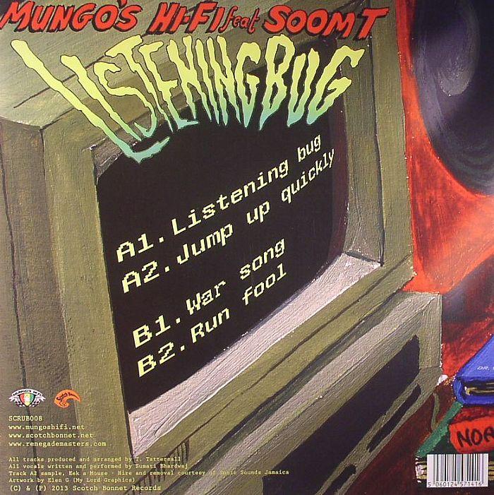 MUNGO'S HI FI feat SOOM T - Listening Bug