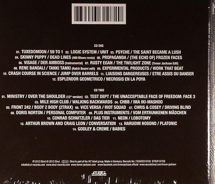 JACKSON, Trevor/VARIOUS - Metal Dance 2: Industrial New Wave EBM Classics & Rarities 79-88