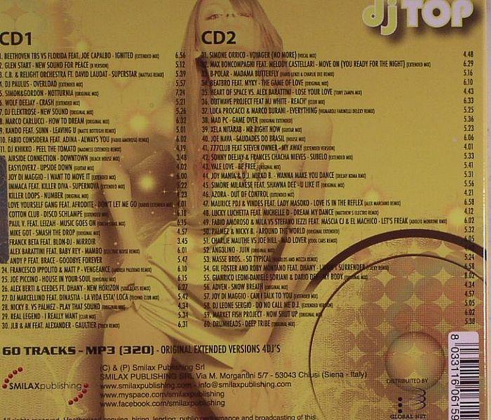 VARIOUS - DJ Top Vol 4