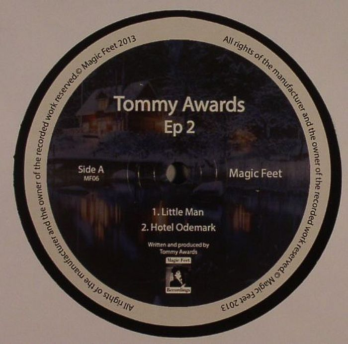 TOMMY AWARDS - EP 2