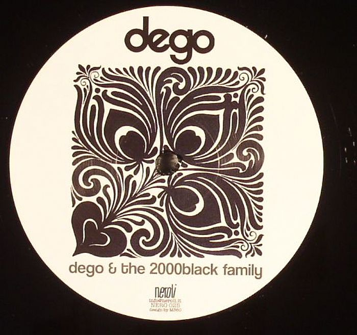 DEGO/THE 2000BLACK FAMILY - Find A Way