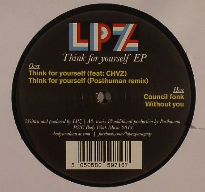 LPZ - Think For Yourself EP