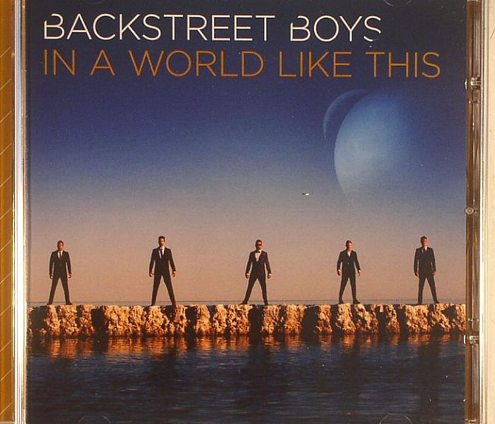 BACKSTREET BOYS In A World Like This vinyl at Juno Records.