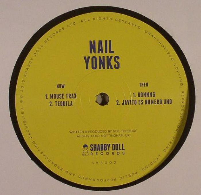 NAIL - Yonks