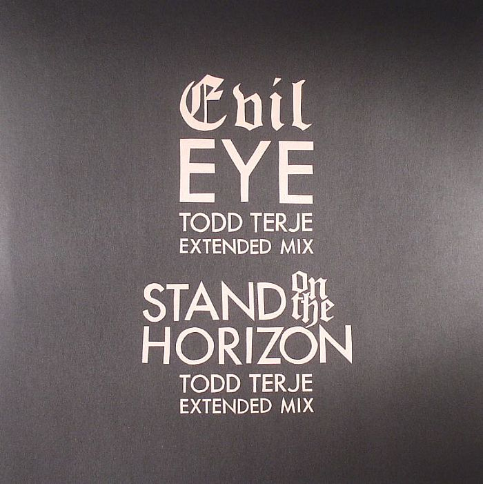 NORTH SEA, The - Evil Eye (Todd Terje extended mix)
